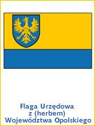 Flagi i insygnia województwa opolskiego