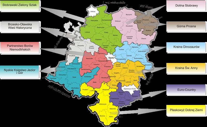 Lokalne Grupy Działania
