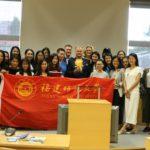 Studenci z Fujian w Opolu