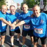 Biegali w Opolu