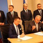 Aneks do kontraktu terytorialnego podpisany