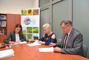 Podpisywanie umów na operacje typu - gospodarka wodno-ściekowa w ramach PROW 2014-2020