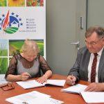 Podpisywanie umów na operacje typu – gospodarka wodno-ściekowa w ramach PROW 2014-2020