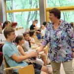 Dzieci z Litwy i Ukrainy w samorządzie województwa