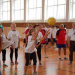 Gry sportowe seniorów w Pilźnie