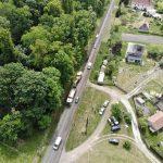 Rusza remont drogi 454 w miejscowości Pokój