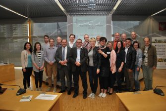 Spotkanie konsultacyjno – informacyjne LGD Partnerstwo Borów Niemodlińskich z czeską delegacją