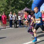 Rywalizacja biegowa ulicami Opola