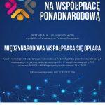 Projekt międzynarodowa współpraca się opłaca