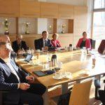 Radni o budżecie i współpracy z zagranicą