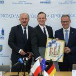 Nowy etap współpracy z Nadrenią-Palatynatem
