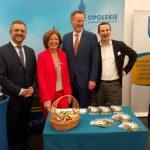 Opolskie smaki i turystyka w Moguncji