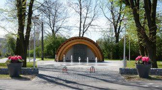Rewaloryzacja miejsc kultury w Gminie Branice – Zagospodarowanie terenu Parku wraz z infrastrukturą techniczną i małą architekturą
