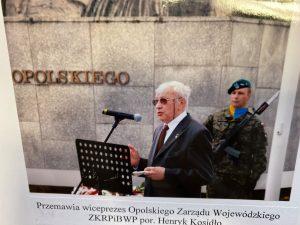 """Nowi """"Honorowi Obywatele Województwa Opolskiego""""- Henryk Kosidło i Edward Głowacki"""