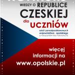 Ogłoszenie wyników pierwszego etapu Konkursu Wiedzy o Republice Czeskiej
