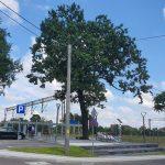 Olesno ma nowoczesne centrum przesiadkowe