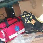 Pomagamy po powodzi strażakom na Ukrainie