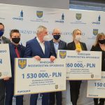 2 miliony 300 tysięcy złotych dla organizacji sportowych