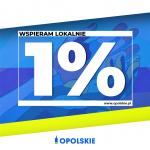 Zostaw 1% w swoim regionie