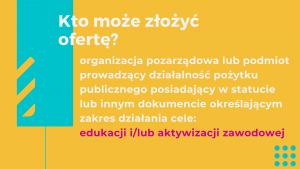 EBO - dla NGO