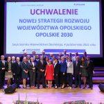 Strategia rozwoju województwa uchwalona