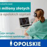 Zarząd województwa ponownie dla szpitali – tym razem ponad 4 miliony złotych