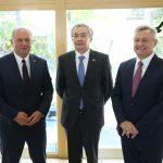 Ambasador Alim Kirabayev odwiedza Opolskie