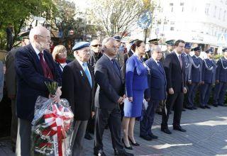 Opolanie uczcili 71. rocznicę zakończenia II wojny światowej