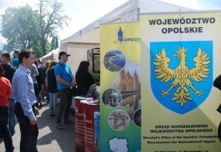 Opolskie smaki w Ołomuńcu