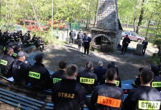 Warsztaty szkoleniowe dla strażaków