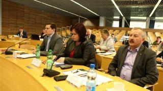 III posiedzenie Wojewódzkiej Rady Dialogu Społecznego