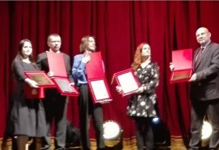 Nagrody i podziękowania dla najlepszych