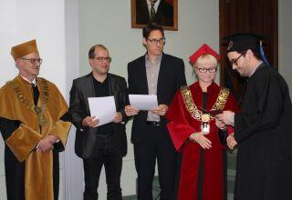 Dyplomy Europa Master  rozdane