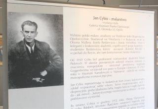 Inauguracja roku Jana Cybisa