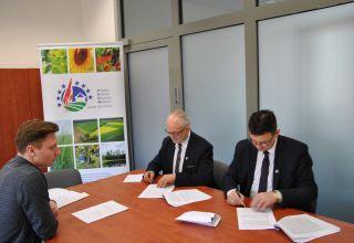 """Podpisano umowę na operację typu """"Scalanie gruntów"""" na kwotę 1,7 mln PLN"""