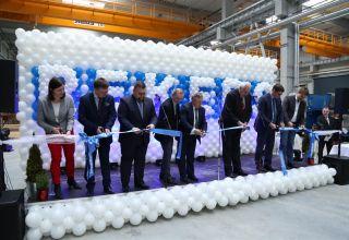 Nowy zakład w Olszowej