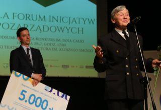 Druhna Marysia z nagrodą im. Jana Całki