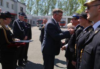 Strażacy mają swoje święto