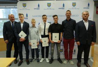 Nagrody i stypendia dla najlepszych sportowców