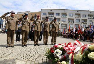 Uczcili rocznicę zakończenia II wojny światowej