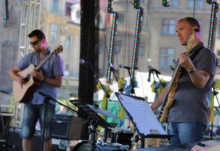 Muzyka rozbrzmiała w Mosznej