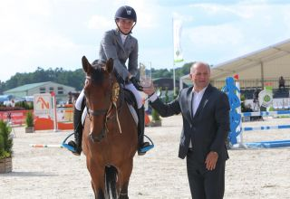 Trwają zawody Silesia Equestrian Tour
