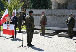 Opolanie uczcili Święto Wojska Polskiego
