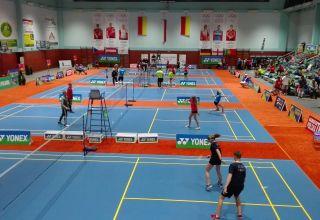 Weekend zmagań młodych badmintonistów