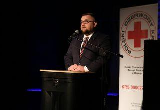 Polski Czerwony Krzyż z Odznaką