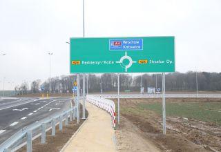 Rondo Olszowa oficjalnie oddane do użytku