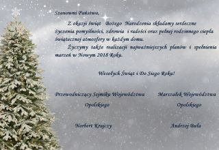 Wesołych Świąt Bożego Narodzenia! [wideo]