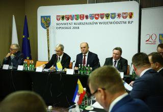 Konwent Marszałków Województw RP w Opolu