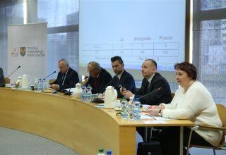 Na sesji o współpracy z zagranicą i kulturze