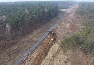 Duże inwestycje drogowe w województwie
